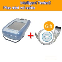 Buy Intelligent Tester2 for TOYOTA Get Free MINI VCI Cable