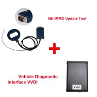 VVDI Commander for V-A-G + 5th IMMO Update Tool