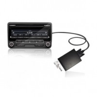 New 10Pin USB +SD MP3 Adapter for BMW