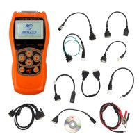 ED100 Motorcycle Scan Tool 6 in 1 Handheld Motor Diagnostic Tool (Buy SC136 instead)