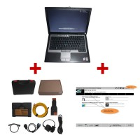 Promotion 2015.03V Super ICOM A2 for BMW with ICOM Software Plus Dell D630 Laptop