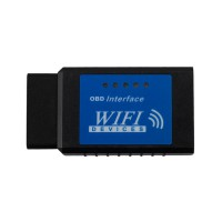 2013 ELM327 OBDII WiFi Diagnostic Wireless Scanner Apple IPhone Touch (can be shipped from USA)