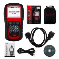 Original Autel AutoLink AL609 ABS CAN OBDII Diagnostic Tool