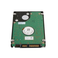 120G DELL D610 HDD with SATA Port only HDD without Software