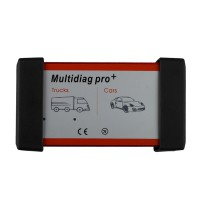 V2014.03 Low Cost Multidiag Pro+ for Cars/Trucks and OBD2 without Bluetooth