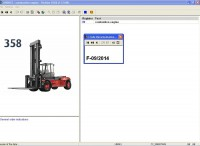 Linde Lindos 2014 Parts Catalog EPC for Linde ForkLift Trucks supports English and German