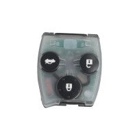 Remote 433mhz ID46 3 button (2008-2012) for Honda Civic
