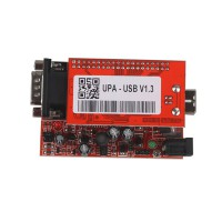 V1.3 New Released UPA USB Programmer with Full Adapters