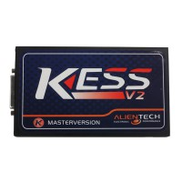 V2.37 KESS V2 for Truck Firmware V4.024 Manager Tuning Kit Master Version