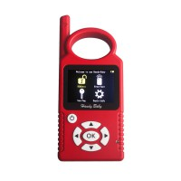 V9.0.2 Latest Handy Baby Hand-held Car Key Copy Auto Key Programmer for 4D/46/48/GChips(Random Color)