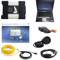 Package offer BMW ICOM NEXT A+B+C plus 2016.3 ICOM HDD and DELL D630