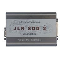 JLR SDD2 V145 Version for All Landrover and Jaguar Diagnose and Programming Tool