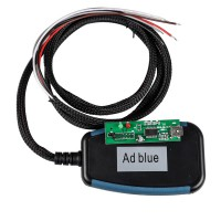 High Quality Ad-blue Emulator 7-in-1 (for Benz, MAN, Scania, Iveco, DAF, Volvo, Renault) with Programing Adapter