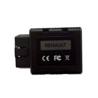 2016 Renault-COM Bluetooth Diagnostic and Programming Tool for Renault Replacement of Renault Can Clip