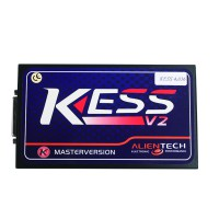 Promotion New V2.37KESS V2 ECU Programmer with Unlimited Token Firmware V4.036