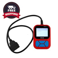 Free Shipping from USA Fcar F502 EOBD/OBDII Heavy Vehicle Code Reader