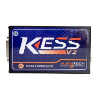 2017 Latest Kess V2 V5.017 Online Version Supports 140 Protocol No Tokens Limited  with 7400 Vehicles added