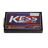 Kess V2 V5.017 Online Version V2.47 Kess V2 OBD2 Manager Tuning Kit Auto Truck ECU No Tokens Limitation 【Buy SE137-B1 Instead 】