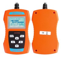V-A-G 506M VW/AUDI/SEAT/SKODA V-A-G Code Reader Support TP-CAN and New UDS Protocol