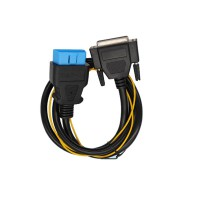 OBD connection cable for CGDI Prog MB support diagnose ECU, read and collect the data