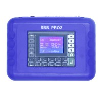 V48.88 SBB PRO2 Key Programmer without 1024 tokens Supports Toyota G Chip [ Ship SK03-D2 by default ]