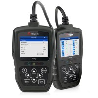 VIDENT iEasy300 Pro CAN OBDII/EOBD Code Reader Support all the 10 OBDII test modes