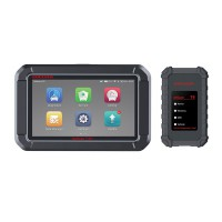 Original EUCLEIA TabScan S7D Auto Intelligent Dual-mode Diagnostic System New UI design Support phone App