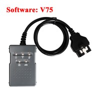 V75 Consult-3 III Plus Best for Nissan Car Diagnostic Tool Support Programming Support cars till 2018
