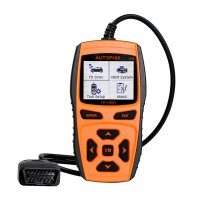 Autophix 7710 EPB DPF ABS SRS Oil FD+OBDII Diagnostic Scan Tool for Ford Supports English French German​​​​​​​ Spanish