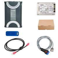ECOM DoIP For Mercedes eCOM DoIP Diagnostics & Programming with 256G SSD