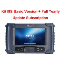 LONSDOR K518S Key Programmer Basic Version + Full Yearly Update Subscription After 6-Month Free Use For Lonsdor K518S