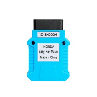 EasyKeyMaker Honda Key Programmer Supports All Keys Lost for  Honda/Acura 1999-2012