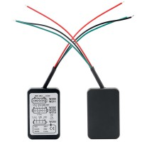 [Ship From US] Black MB ESL Emulator for Old and New Mercedes benz W202 W203 W208 W210 W211 W639