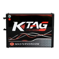 KTAG K-TAG V7.020 Red PCB Firmware Software V2.25 Master EU Online Version without Tokens Limitation
