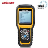 [Bottom Price] OBDSTAR X300M Odometer Adjustment and OBDII Support For Benz For Fiat/Volvo and MQB Models Ship from US/CA/AU