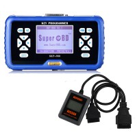 [11-11 Sale ] V5.0 SuperOBD SKP-900 SKP900 +Hand-held NSPC001 Automatic Pin Code Reader For Nissan