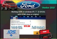 [ No need Ship] Latest Ford VCM IDS V118.03 Full Software Supports WIN 7 32Bit/64Bit