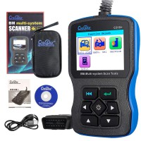 [New Year Sale] BMW Creator C310+  V11.7 Code Reader  Support English and German Free update online (Ship from US, No Tax)