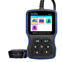 [Ship From US] BMW Creator C310+  V11.8 Code Reader Support English and German Free Update Online