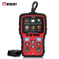 Vident iEasy310 CAN OBDII/EOBD Code Reader wSupport Multi-language Lifetime Free Upgrade