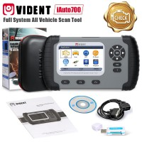 [On Sale] [US SHIP] Vident iAuto700 Professional All System Scan Tool Support Diagnosis On more Than 76 American, Asian SAnd European Vehicle