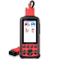 Creator C600 Multi-System Scanner Car Diagnostic Tool