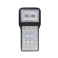 [Ship From US] Best Price CK100 Auto Key Programmer V99.99 with 1024 Free Tokens Newest Generation SBB