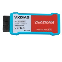 [Ship From US]Original VXDIAG VCX NANO for Ford/Mazda 2 in 1 WIFI Version Scanner IDS V121 Updatable Perfect replacement for Ford VCM 2