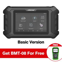 OBDSTAR ODOMASTER for Odometer Adjustment/ OBDII and Oil Service Reset Basic Version Get an additional BMT-08 for Free