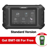 OBDSTAR ODOMASTER for Odometer Adjustment/ OBDII and Oil Service Reset Standard Version Get an BMT-08 for Free