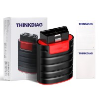 [Ship From US/UK] 5PCS Launch X431 Thinkdiag OBD2 Full System With 3 Free Software Power than X431 easydiag Diagnostic Tool