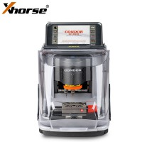 [Ship from US/EU No Tax] Xhorse Condor XC-Mini Plus Automotive Key Cutting Machine With All key Key Lost Database