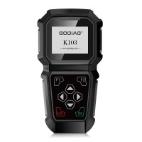 [Ship From US] GODIAG K103 Hand-held key Programming For NISSAN/Infiniti Support All Key Lost, Pin Code Read