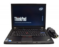 Lenovo T410 Laptop I5 CPU 4GB Memory WIFI 253GHZ DVDRW For Piws Tester II BMW ICOM MB Star (Second Hand )
